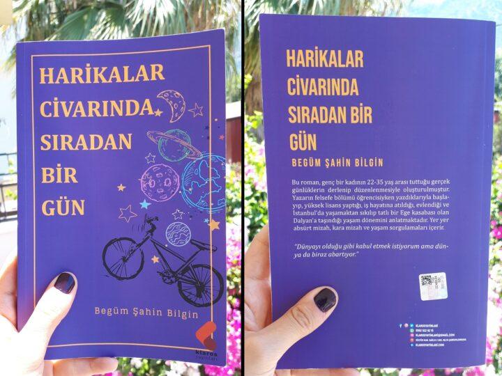 Dalyan Gastesi yazarı Begüm Şahin Bilgin'in kitabı çıktı!